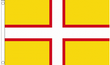5ft x 3ft Dorset County Flag of Dorset - Flags for Sale West Country Seller